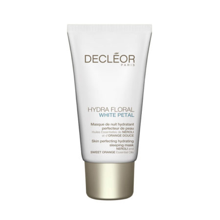 Decléor Hydra Floral White Petal Skin Perfecting Hydrating Sleeping Mask