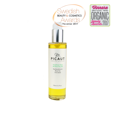 M Picaut Goodness Glow All Over Dry Oil