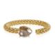 Caroline Svedbom Classic Rope Bracelet Golden Shadow Gold