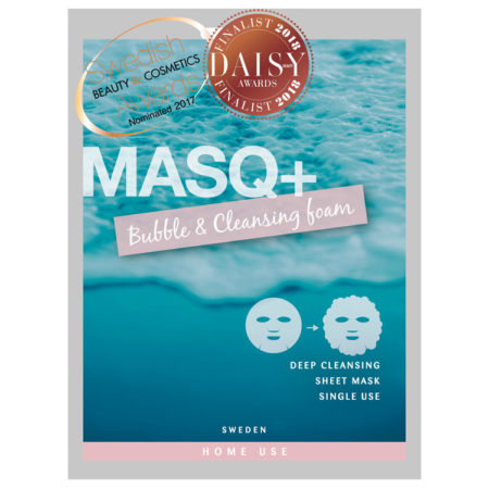 MASQ+ Bubble & Cleansing Foam