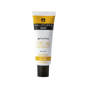 Heliocare 360° Gel oil free SPF 50