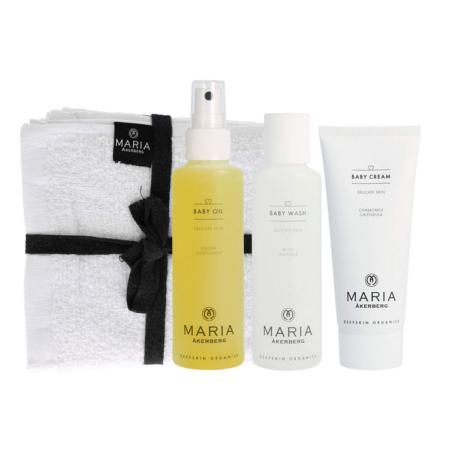 Maria Åkerberg Baby Gift Set - Tvättlappar