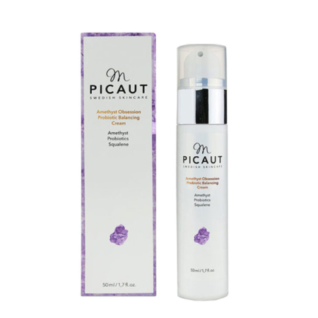 M Picaut Amethyst Obsession Probiotic Balancing Cream 50 ml
