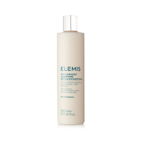 Elemis Sea Lavender & Samphire Bath & Shower Milk