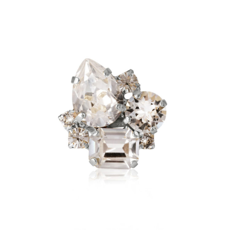 Caroline Svedbom Angelina Ring Crystal
