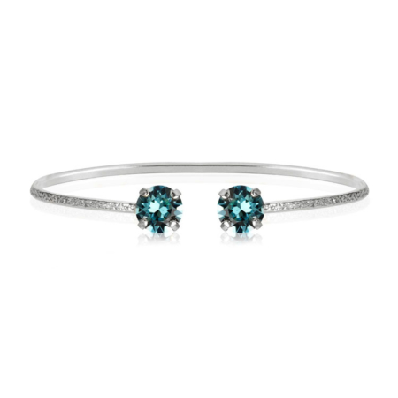 Caroline Svedbom Classic Petite BraceletLight Turquoise