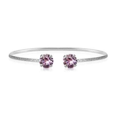 Caroline Svedbom Classic Petite Bracelet Violet