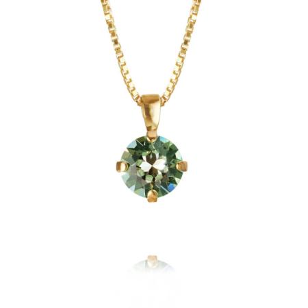 Caroline Svedbom Classic Petite NecklaceChrysolite