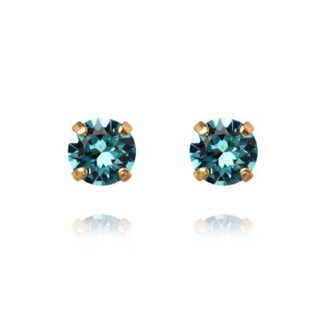 Caroline Svedbom Classic Stud EarringsLight Turquoise