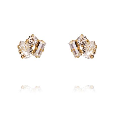 Caroline Svedbom Isa Earrings Crystal