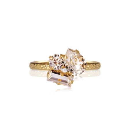 Caroline Svedbom Isa Ring Crystal