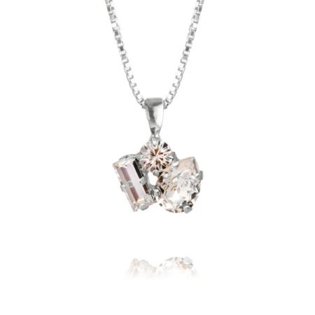 Caroline Svedbom Isa Necklace Crystal