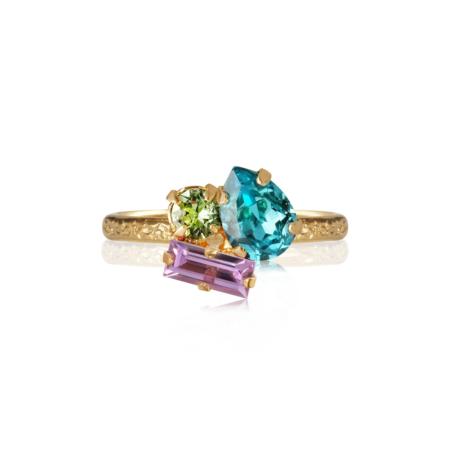 Caroline Svedbom Isa Ring Multicolour