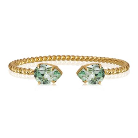 Caroline Svedbom Mini Drop Bracelet Chrysolite