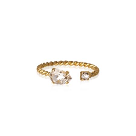 Caroline Svedbom Nani Ring Crystal