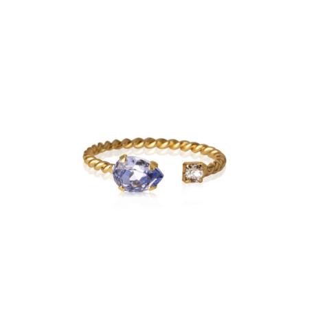 Caroline Svedbom Nani Ring Provence Lavendel