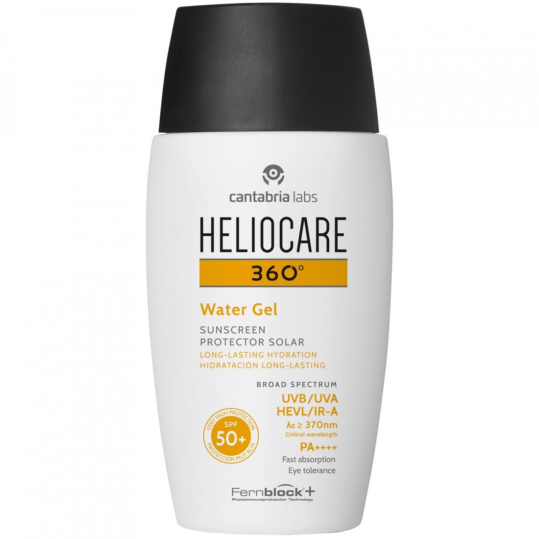 Heliocare Water Gel SPF 50