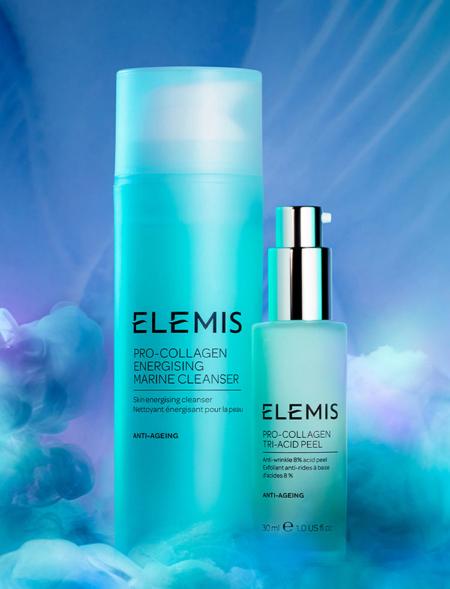 Elemis Pro-Collagen Tri-Acid Peel Energising Marine Cleanser