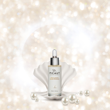 M Picaut Pearl Luminous Gentle PHA Serum 30 ml