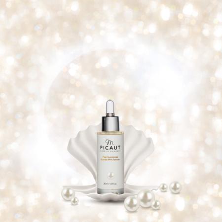 M Picaut Pearl Luminous Gentle PHA Serum 30 ml