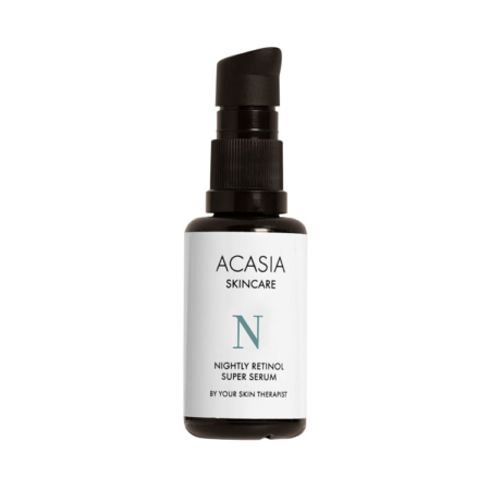 Acasia Skincare Nightly Retinol Super Serum