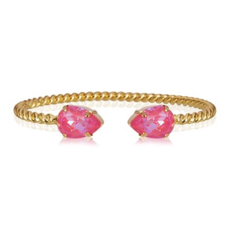 Caroline Svedbom Mini Drop Bracelet Lotus Pink Delite