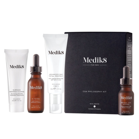 Medik8 For Men CSA Philosophy Kit