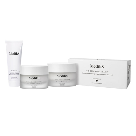 Medik8 CSA Kit Essential Edition
