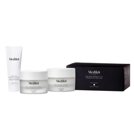 Medik8 For Men CSA Philosophy Kit Essential Edition