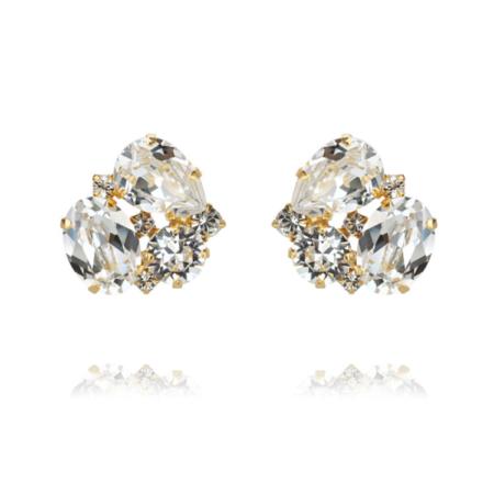 Caroline Svedbom Carolina Earrings Crystal