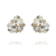 Caroline Svedbom Carolina Earrings Crystal