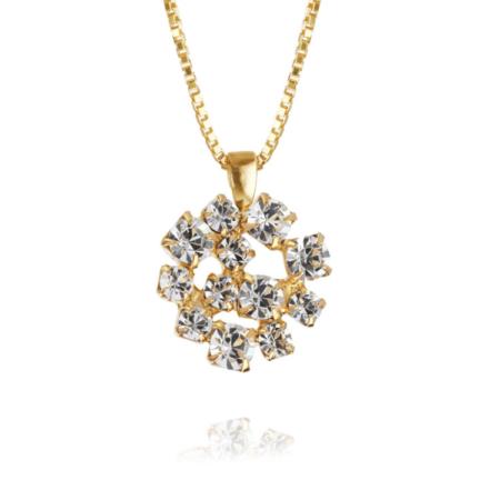 Caroline Svedbom Kassandra Necklace Crystal