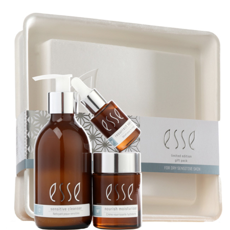 Esse Limited Edition Gift Pack for dry sensitive skin