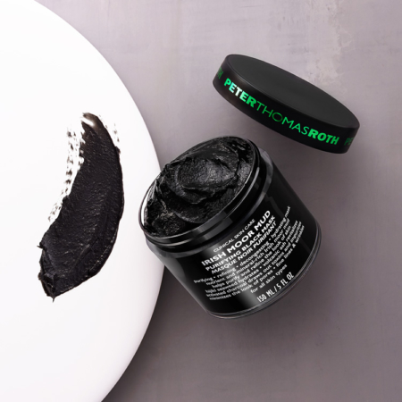 Peter Thomas Roth Irish Moor Mud Purifying Black Mask