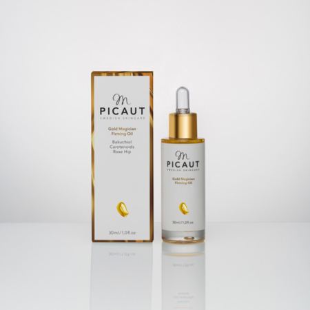 M Picaut Gold Magician Firming Oil