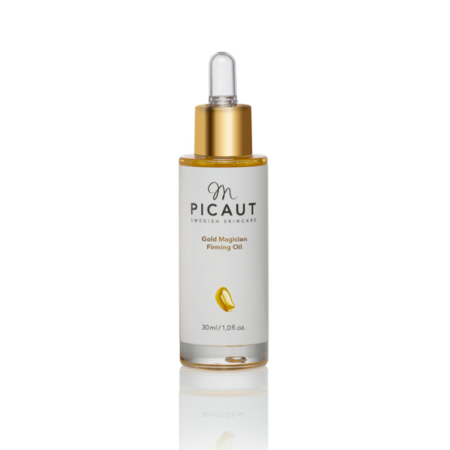 M Picaut Gold Magician Firming Oil