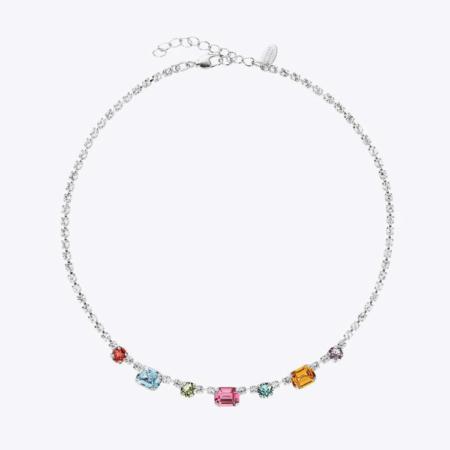 Caroline Svedbom Corinna Necklace Rainbow Combo