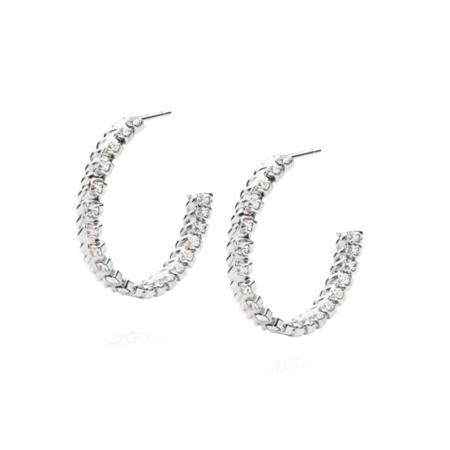 Caroline Svedbom Kaia Earring Crystal