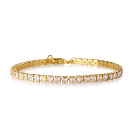 Caroline Svedbom Zara Bracelet Crystal